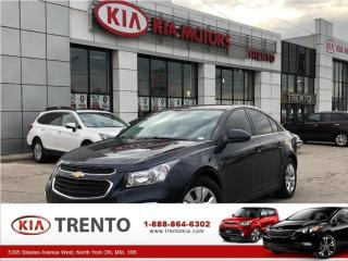 Used 2016 Chevrolet Cruze Limited 1LT LT for sale in North York, ON