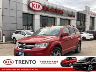 Used 2016 Dodge Journey R/T for sale in North York, ON
