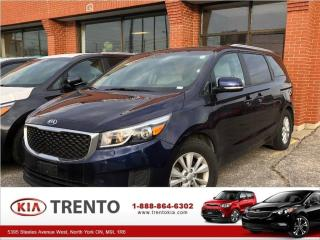 Used 2018 Kia Sedona LX+/PWR TAILGATE&SLIDING DOOR/APPLECARPLAY/ for sale in North York, ON
