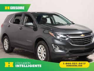 Used 2018 Chevrolet Equinox LT AWD MAGS for sale in St-Léonard, QC