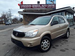Used 2006 Buick Rendezvous for sale in Scarborough, ON
