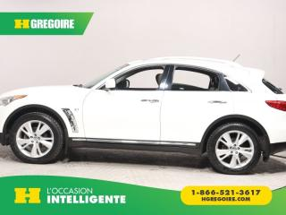 Used 2015 Infiniti QX70 AWD AC GR ELEC for sale in St-Léonard, QC
