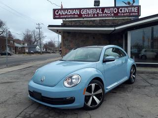 Used 2012 Volkswagen Beetle for sale in Scarborough, ON