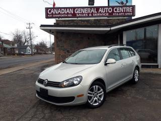 Used 2011 Volkswagen Golf Wagon Trendline for sale in Scarborough, ON