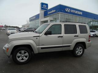 Used 2009 Jeep Liberty 4 RM, 4 portes, Sport for sale in Joliette, QC