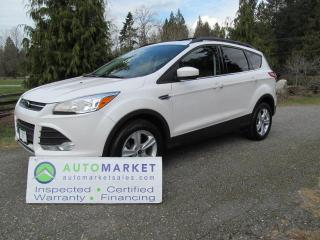 Used 2014 Ford Escape 4WD, NAVI, LEATHER, MOONROOF, INSP, BCAA MBSHP, WARR, FINANCE for sale in Surrey, BC