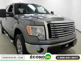 Used 2011 Ford F-150 XLT 4X4 CREW-CAB for sale in St-Léonard, QC