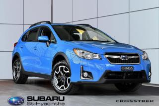Used 2016 Subaru XV Crosstrek 2.0i Tourisme auto. for sale in St-Hyacinthe, QC