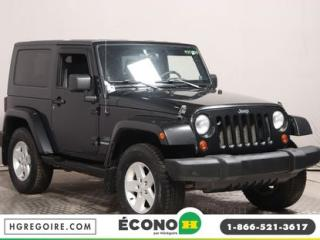Used 2009 Jeep Wrangler X A/C MAGS for sale in St-Léonard, QC
