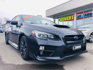 Used 2015 Subaru WRX Sport-tech Package for sale in Lévis, QC