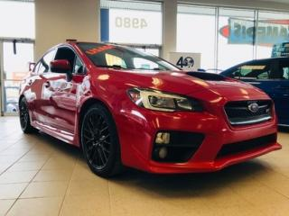 Used 2015 Subaru WRX STI Sport Package M6 for sale in Lévis, QC