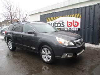 Used 2011 Subaru Outback Familiale CVT 5 portes 2.5i Sport avec G for sale in Laval, QC