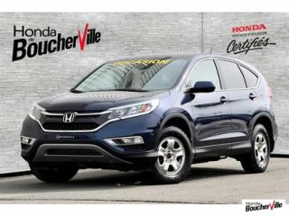 Used 2016 Honda CR-V Se Awd Gar for sale in Boucherville, QC