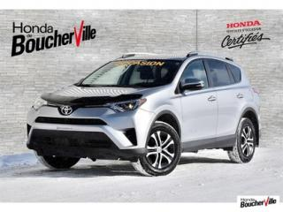 Used 2016 Toyota RAV4 LE AWD for sale in Boucherville, QC