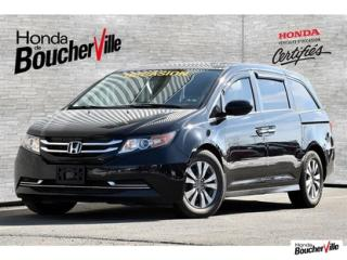 Used 2014 Honda Odyssey EX-L for sale in Boucherville, QC