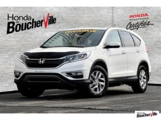 Used 2015 Honda CR-V EX-L AWD for sale in Boucherville, QC