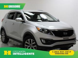 Used 2015 Kia Sportage Ex Awd A/c for sale in St-Léonard, QC