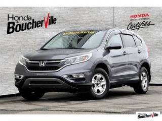 Used 2016 Honda CR-V EX AWD for sale in Boucherville, QC