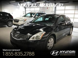 Used 2012 Nissan Altima SL + NAVIGATION + TOIT + MAGS + CUIR + B for sale in Drummondville, QC