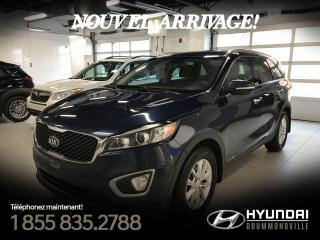 Used 2017 Kia Sorento LX + AWD + GARANTIE + CAMERA + MAGS + 7 for sale in Drummondville, QC