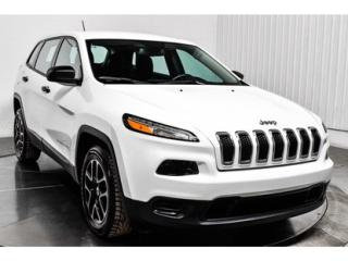 Used 2016 Jeep Cherokee Sport A/c Mags for sale in Saint-hubert, QC