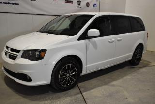 Used 2018 Dodge Grand Caravan Gt 7 Passagers+cuir for sale in Sherbrooke, QC