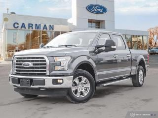 Used 2017 Ford F-150 XTR for sale in Carman, MB