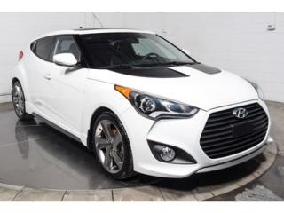 Used 2015 Hyundai Veloster Turbo Cuir Toit Nav for sale in Saint-hubert, QC