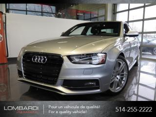 Used 2015 Audi A4 PROGRESSIV PLUS|S-LINE|QUATTRO|NAVI|CAM| for sale in Montréal, QC
