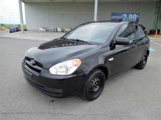 Used 2011 Hyundai Accent L, Prise Aux for sale in Mirabel, QC
