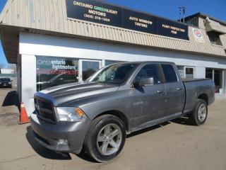 Used 2010 Dodge Ram 1500 5.7 HEMI, 4WD, CREW CAB for sale in Mississauga, ON