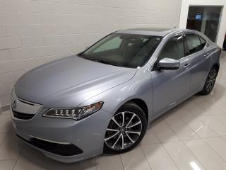Used 2015 Acura TLX V6 Tech Très Luxueux for sale in Chicoutimi, QC