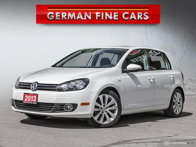 2013 Volkswagen Golf **WOLFSBURG EDITION 2.5L**BLUETOOTH**