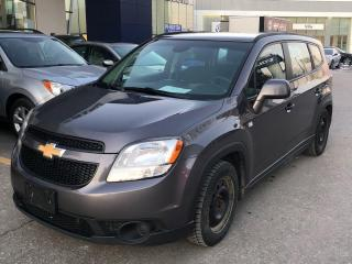 Used 2012 Chevrolet Orlando LS - 7 PASSINGER - CERTIFIED for sale in Toronto, ON