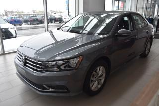 Used 2018 Volkswagen Passat Trendline for sale in St-Jérôme, QC