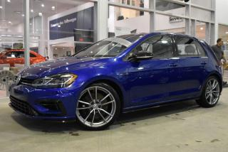 Used 2018 Volkswagen Golf R for sale in St-Jérôme, QC