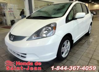 Used 2014 Honda Fit Hayon 5 portes, boîte manuelle, LX for sale in St-Jean-Sur-Richelieu, QC