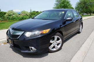 Used 2011 Acura TSX Premium Package - SUPER CLEAN/ NO ACCIDENTS for sale in Etobicoke, ON