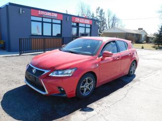 Used 2014 Lexus CT 200h for sale in St. Thomas, ON