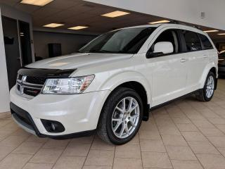 Used 2016 Dodge Journey Limited 7 Passagers Toit Ouvrant for sale in Pointe-Aux-Trembles, QC