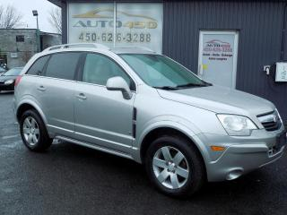 Used 2008 Saturn Vue ***CUIR,NAVIGATION,GROUPES ELECTRIQUE*** for sale in Longueuil, QC
