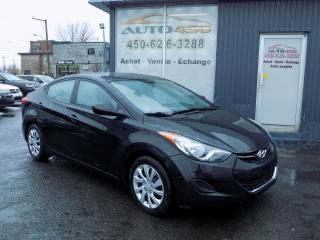 Used 2013 Hyundai Elantra ***AUTOMATIQUE,GROUPES ELECTRIQUE,AIR CL for sale in Longueuil, QC