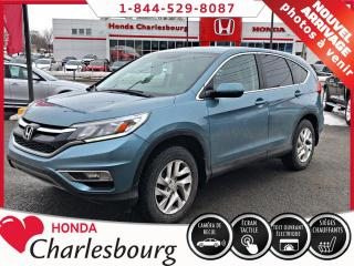 Used 2015 Honda CR-V EX 4WD **37 457 KM** for sale in Charlesbourg, QC