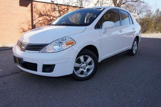Used 2008 Nissan Versa 1.8 SL - EXTREMELY LOW KM'S / IMMACULATE SHAPE for sale in Etobicoke, ON