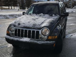 Used 2005 Jeep Liberty LIMITED for sale in Markham, ON