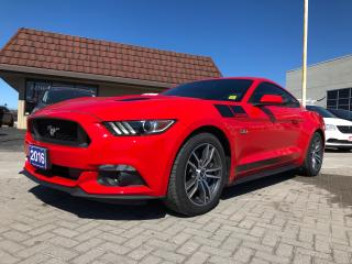 Used 2016 Ford Mustang GT for sale in Cobourg, ON
