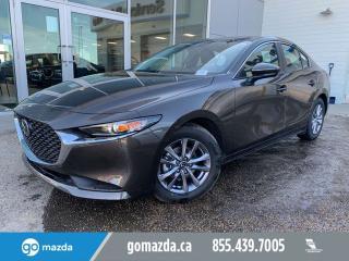 New 2019 Mazda MAZDA3 GS for sale in Edmonton, AB