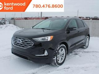 New 2019 Ford Edge SEL 201A, AWD, 2.0L, Ecoboost, heated power seats, auto start/stop, lane keeping system, reverse camera for sale in Edmonton, AB