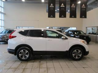 New 2019 Honda CR-V LX AWD Heated Seats Back Up Cam for sale in Red Deer, AB