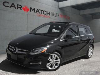 Used 2016 Mercedes-Benz B-Class B 250 SPORTS TOURER / NAV / 89KM for sale in Cambridge, ON